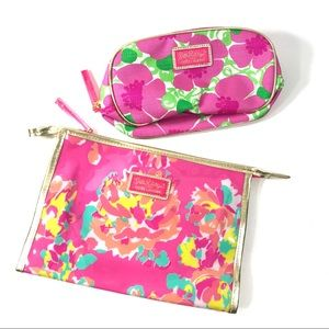 Lily Pulitzer Cosmetic Bags